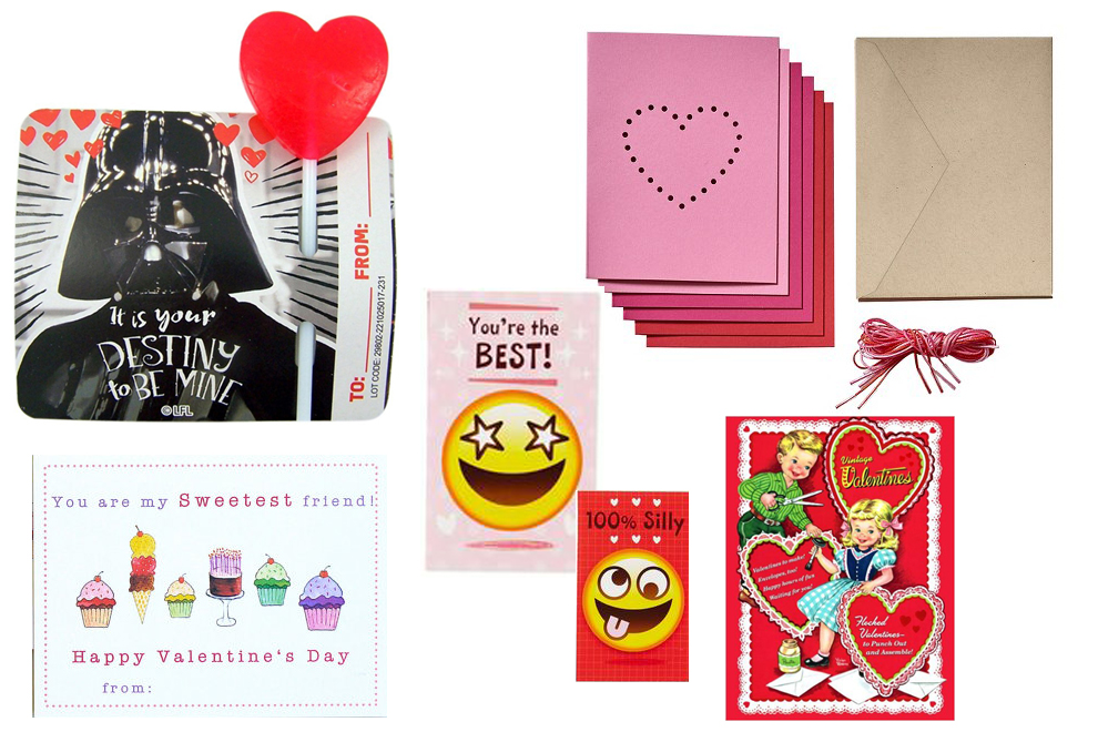 Start writing out those Valentine's Day cards!