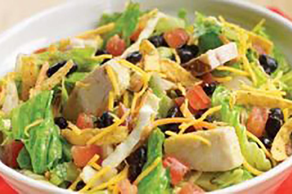 Southwestern Meal Salad