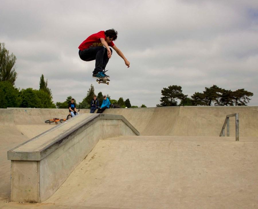 Chester-le-street skate park