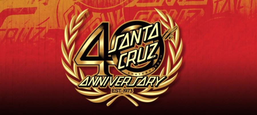 Santa Cruz 40th