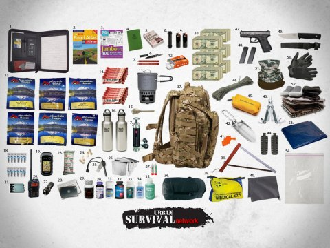 The Ultimate 72 Hour Bug Out Bag For When SHTF Urban Survival Network