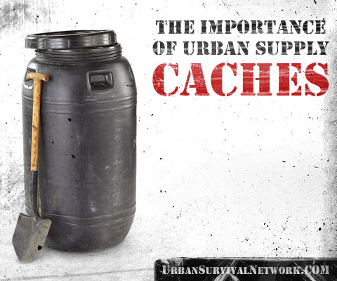 How to Make a Survival Supply Cache