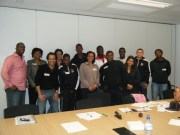 Kickz Youth Board Training
