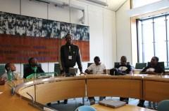 Parliament Visit