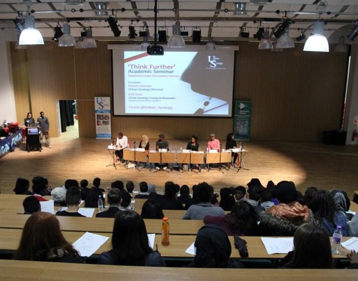 Deptford Green Academic Seminar 2012 01