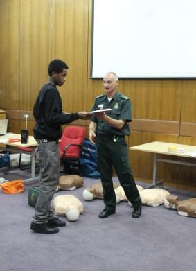 First Aid Training 2015 06