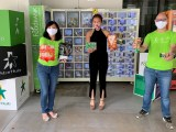 StarHub Taps Food Bank Singapore