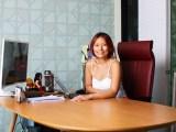 Food Bank SG's Nichol Ng