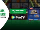 Xtreme partners with WeTV