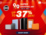 Seagate Joins Shopee 9.9