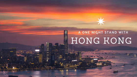 one night stand hong kong