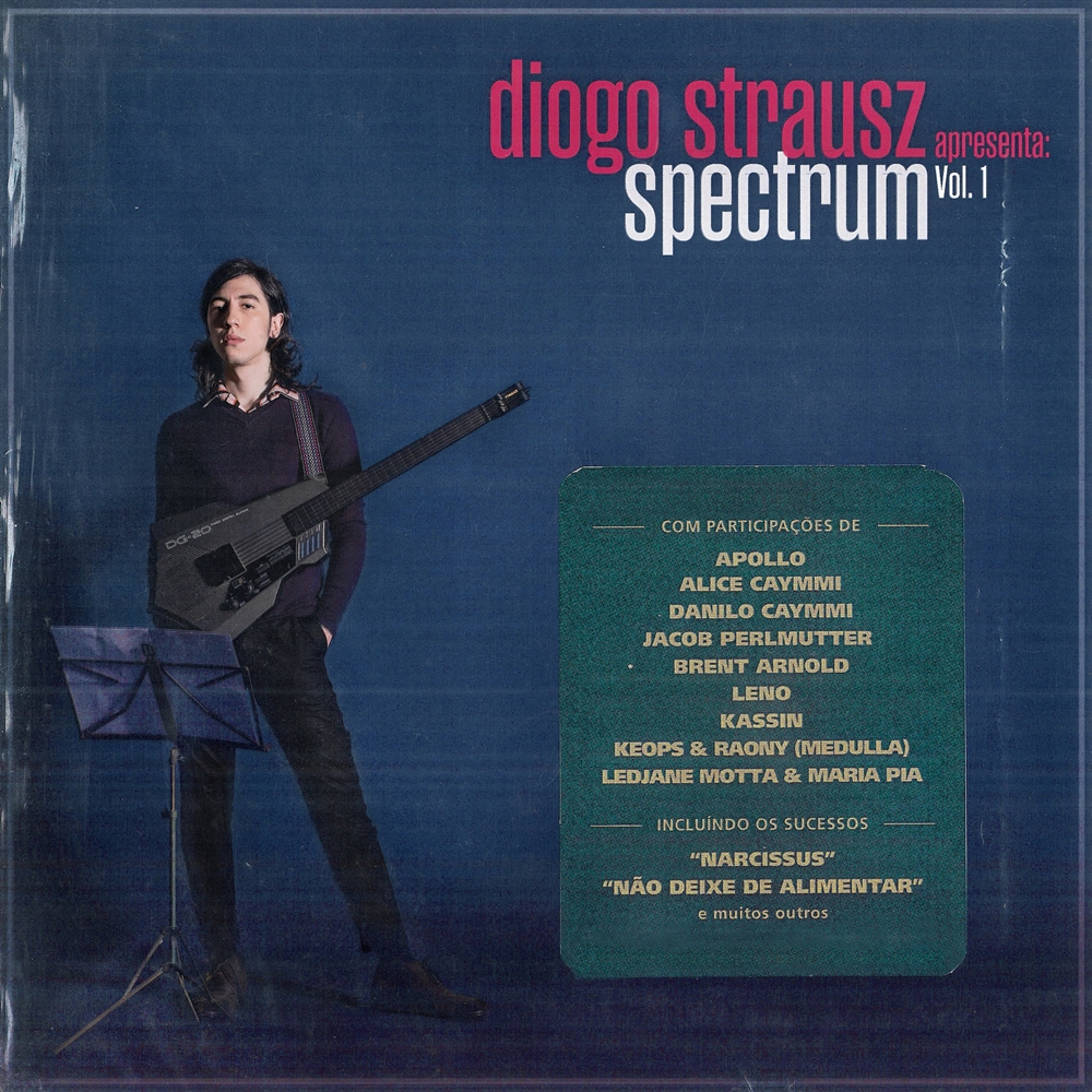 Diogo StrauszSpectrum Vol1