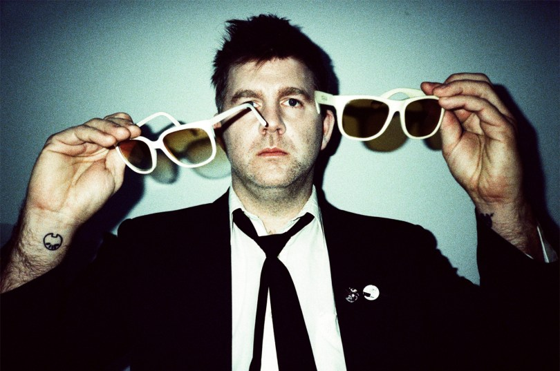 james murphy LCD SOUNDSYSTEM URBe