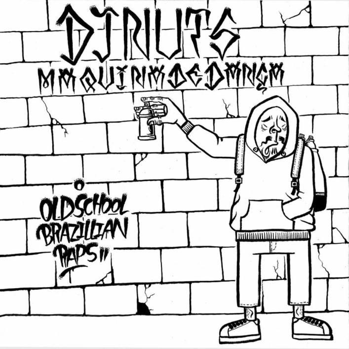 DJ Nuts Mixtape Rap Brasileiro URBe
