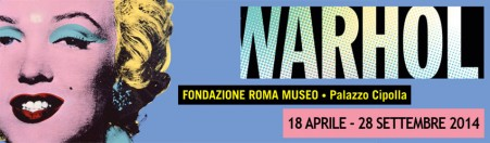 Mostra Andy Warhol Roma