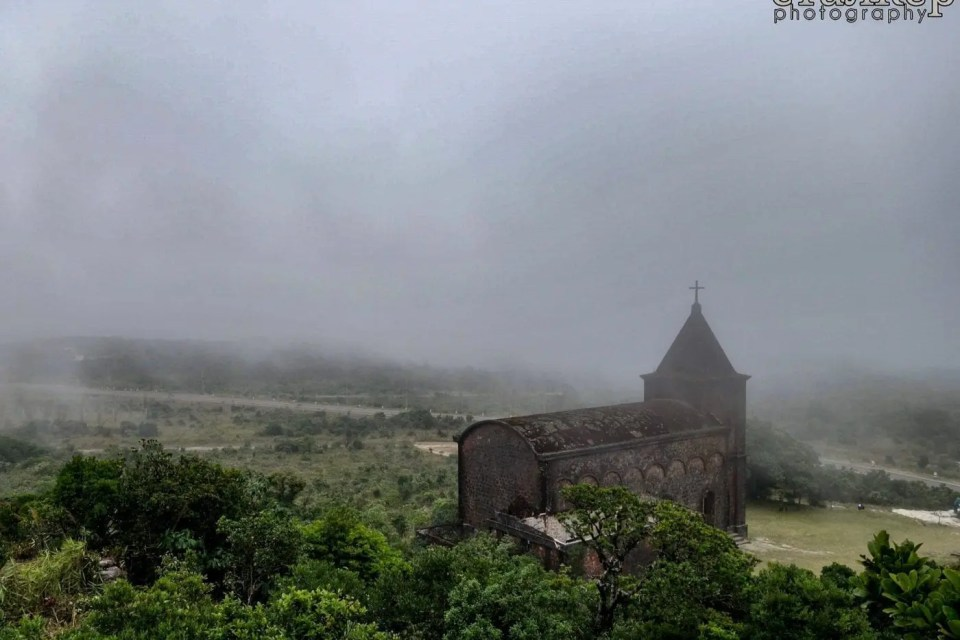 Ghost Bokor Town