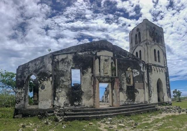 Falealupo Church