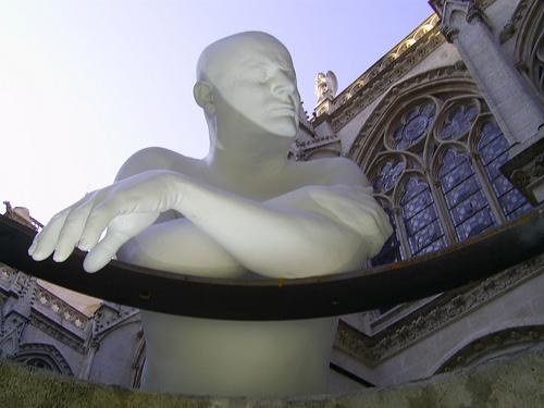 Bernardí Roig en la Catedral de Burgos