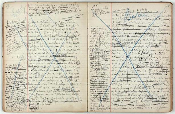 manuscript-recherche