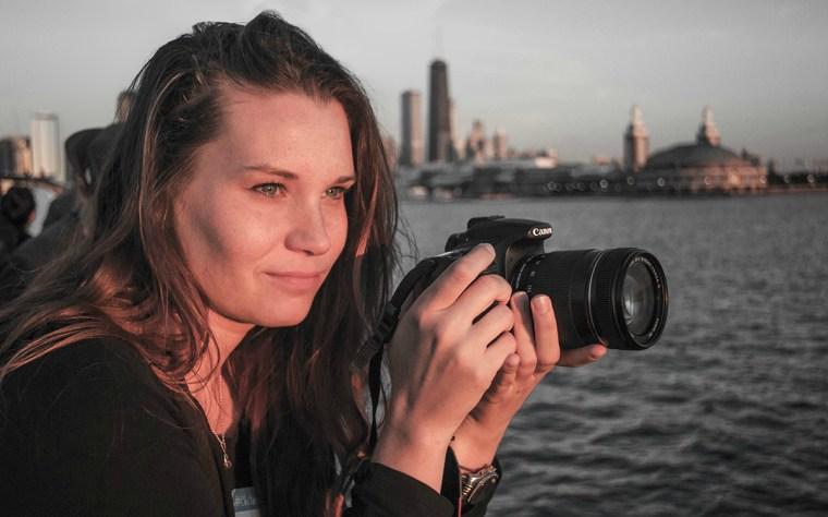 Jessica Mlinaric Author of 'Secret Chicago'