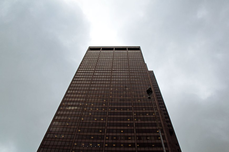 Rhodes Tower is the tallest building in Columbus Ohio