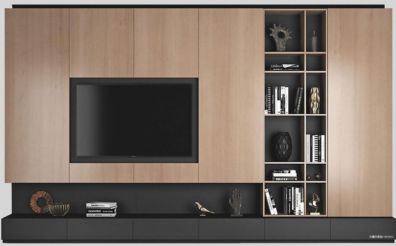 UR Design 電視櫃 崁入式