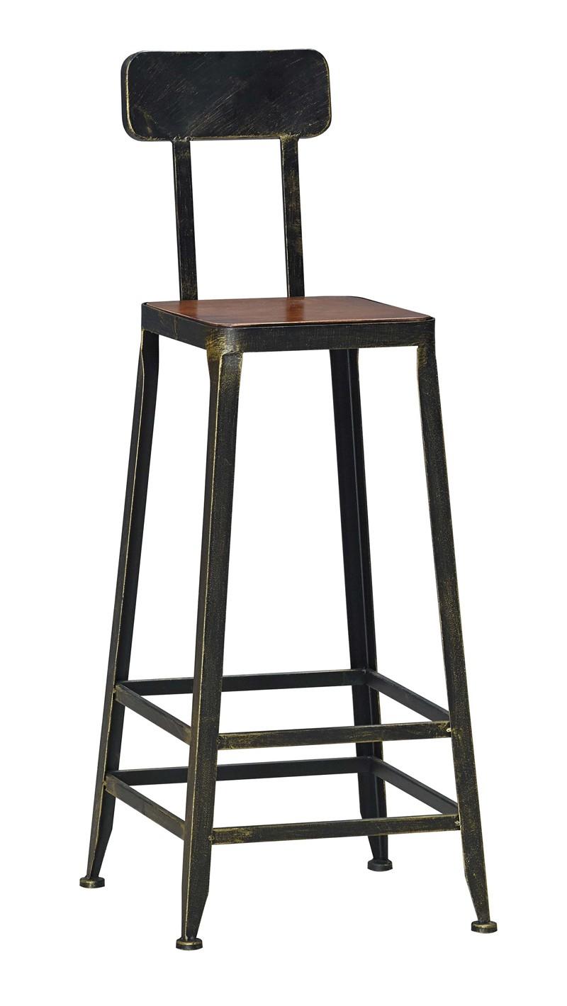 木座吧檯椅