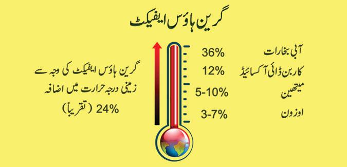 Causes Of Global Warming In Urdu 7
