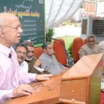 Professor Asloob Ahmad Ansari's Sole Interest Was knowledge and Its Accumulation