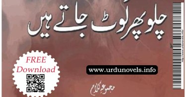 Chalo Phir Laut Jate Hain By Syed Aqeel Shah