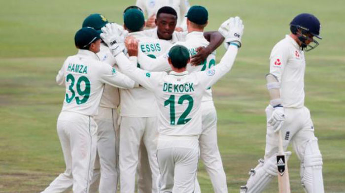 South Africa end Test drought as new ball shreds England's bid for more miracles