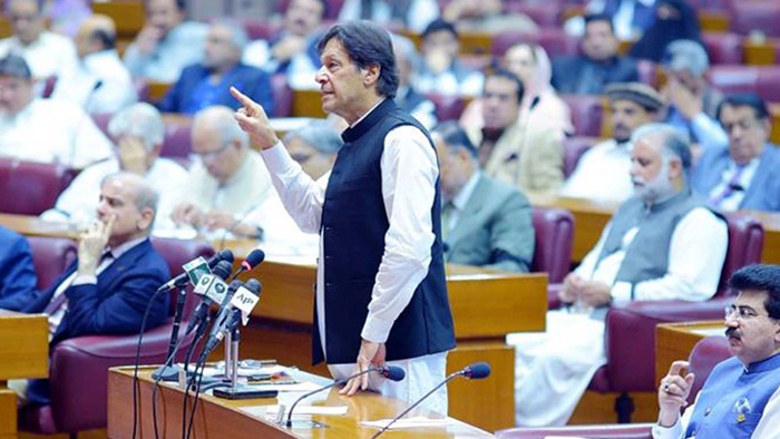 Imran Khan should honour the Nation and Opposition
