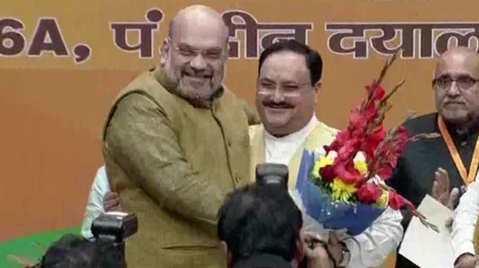 JP Nadda, Old Party Warhorse & Trusted Modi-Shah Lieutenant, is New BJP President
