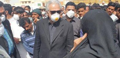 کوروناوائرس زدہ ایران سے واپس آنے والے پاکستانی زائرین کو بتدریج پاکستان لایا جائے گا