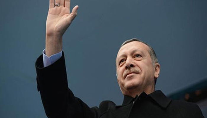 Turkish president arrives on two-day visit today