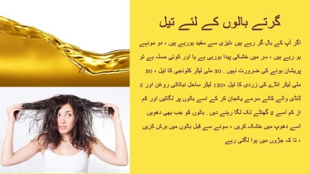 All Hair Problems Solutions in Urdu and Hindi