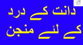 dant dard ka ilaj in urdu