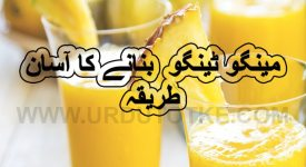 mango tango smoothie ramadan recipes for iftar