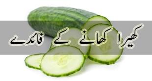 cucumber beauty tips in urdu
