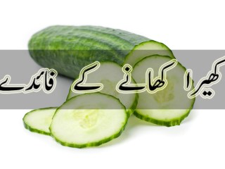 cucumber beauty tips in urdu