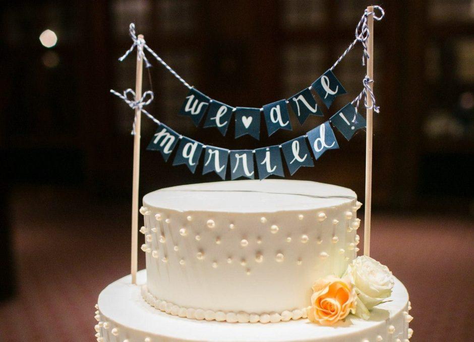 Diy Paper Banner Cake Topper U Ready Teddy