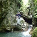Canyon de Phista Ur eta Lur Canyoning et Randonnée