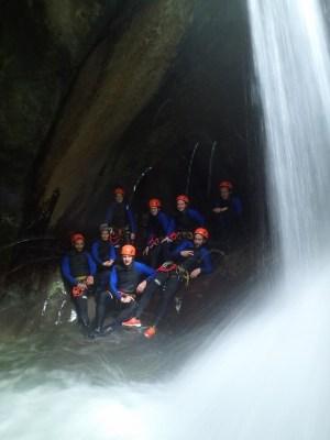 Canyon Harpea - Ur eta Lur Canyoning et randonnée