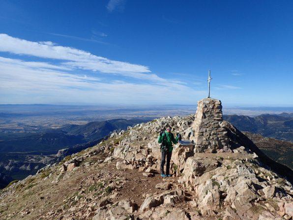 Somet du Tozal de Guara, sierra de Guara - Ur eta Lur, Canyoning et Randonnée