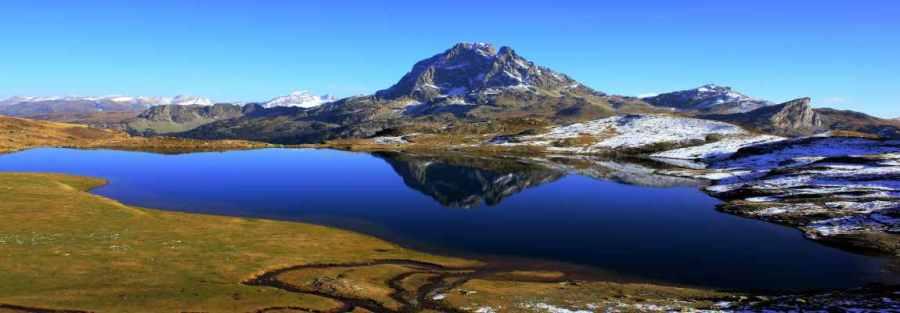 Pic du Midi d'Ossau, vallée d'Ossau - Ur eta Lur, Canyoning et Randonnée