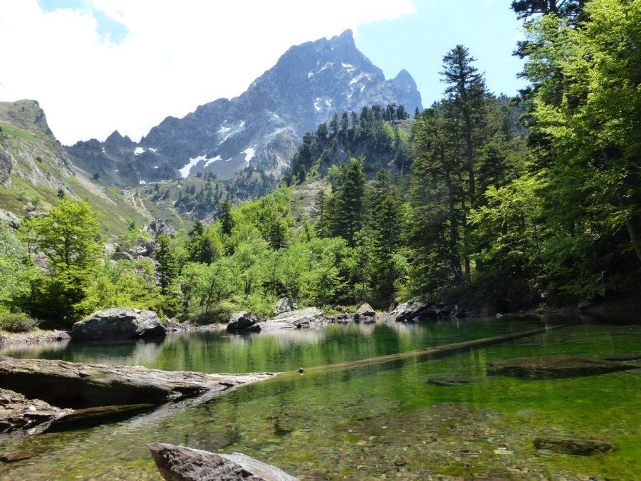 Lac de Moudheils, vallée d'Ossau - Ur eta Lur, Canyoning et Randonnée