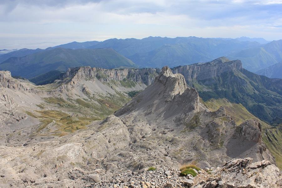 Pic d'Anie, les arres - Ur eta Lur, Canyoning, Spéléo et Randonnée