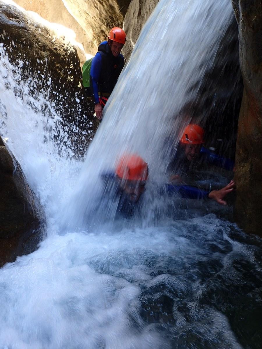 Oscuros del Balcez, Sierra de Guara - Ur eta Lur Canyoning, Spéléo et Randonnée