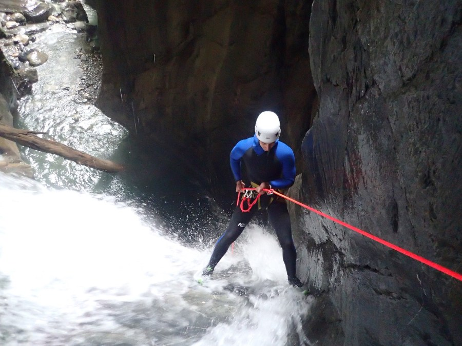 Canyon du Canceigt, Ur & Lur, Canyoning, Spéléo et Randonnée