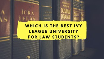 The Best Book on lvy League Admissions